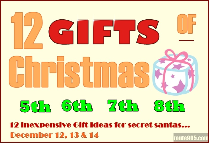 8th day of christmas gift idea