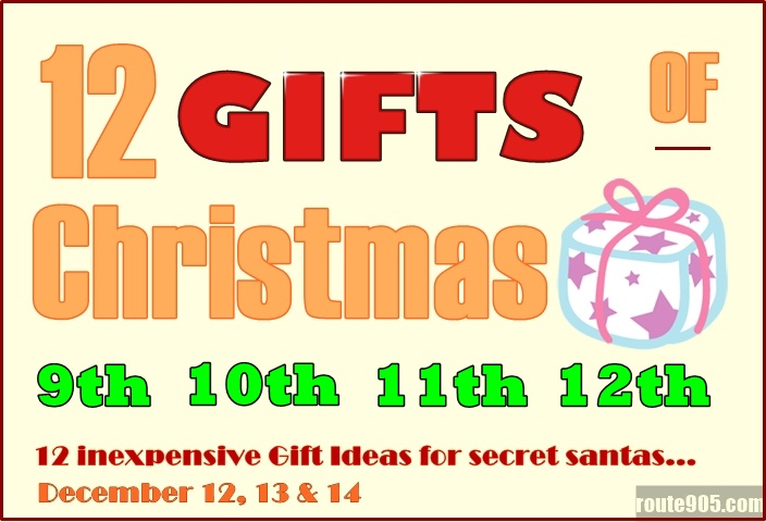 11th day of christmas gift idea